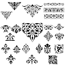 gorgeous free vintage frames borders ornaments ii