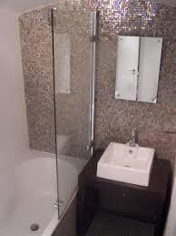 wall tile bathroom ideas bathroom fascinating orange bathroom decoration using orange