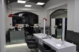 Waiting Chairs For Salon Biella Italy Salons Company Karisma Beauty Design