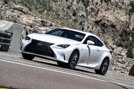 lexus sports car white first drive 2015 lexus rc350 f sport six speed blog