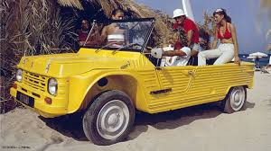 renault rodeo 45 fun facts about the birthday boy citroën méhari