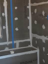 wedi shower systems backerboard or cement board floor underlayment