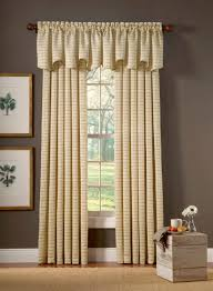 Covering A Wall With Curtains Ideas Impressive Curtain Design Brown Window Curtains Ideas Ket White