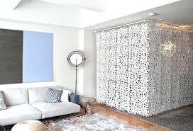 separation chambre salon meuble de separation amenager studio 20m2 separeteur amovible