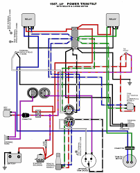2 wire alternator wiring diagram with awesome 4 84 for water with