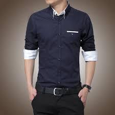 mens casual dress shirts t shirts design concept