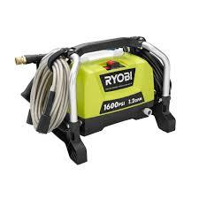 best black friday deals on power washers amazon com ryobi pressure washers 1600 psi 1 2 gpm electric