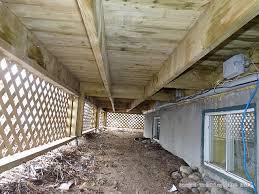 wrap around deck plans deck design ideas raised deck framing guide install floor joists