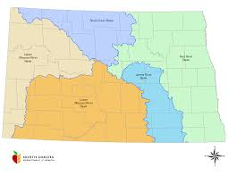 Map Of Missouri River Water Quality Standards North D