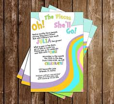 novel concept designs customized invitations