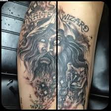 warhammer celestial wizard tattoo design real photo pictures