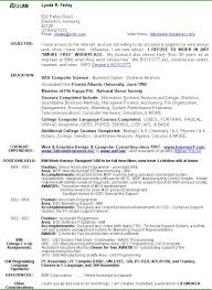 Computer Programmer Resume Objective Systems Programmer Resume Computer Programmer Job Description