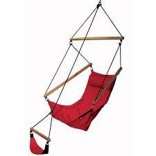 hamac siege suspendu fauteuil suspendu cocoon amazonas fauteuil hamac suspendu