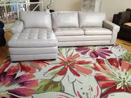 Decorative Rugs For Living Room Furniture Interesting Living Room Design With White Havertys