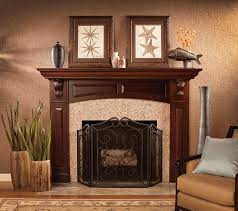 Living Room Fireplace Ideas - 20 traditional fireplace mantel design ideas with pictures