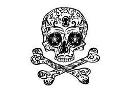 skull skeleton tattoos and temporary mytat mytat com