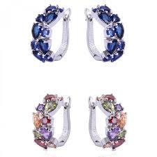 stylish earrings fashion jewellery multi color stylish earrings for fancy