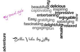travel keywords images Bella vida by letty jpg