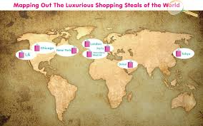 Fashion Outlets Of Chicago Map by Mapping Out The Luxurious Shopping Steals Of The World Jetsetter