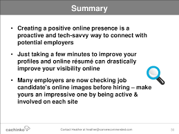 Online Resumes For Employers by Still Job Searching Tips For Updating Your Online Resume U0026 Profiles