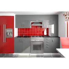 cuisine compl鑼e pas ch鑽e cuisine complate pas cher amanda gris cuisine complate 220 cm
