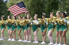 Cheerleader Flags St Mary U0027s Of Lancaster 33 Bishop Timon 0 U2013 The Buffalo News