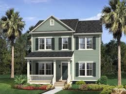Carolina Homes Coosaw Floor Plan In Carolina Park Calatlantic Homes