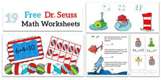 9 sets of free printables for early learning activities