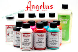 leather paint by angelus in stock and ready to ship from usa2030