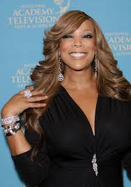 Wendy Williams Wedding Ring by Tv Talk Show Host Wendy Williams Is A Year Older