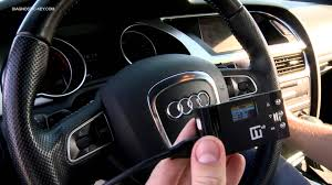 audi key programming programmer a4 a5 q5 youtube