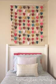 ideas for decorating walls beautiful diy wall decor for bedroom with best 25 paper wall decor