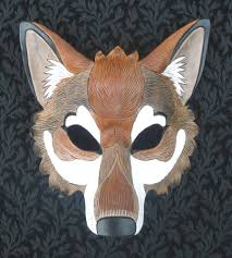 wolf mask wolf mask by merimask on deviantart diys crafts