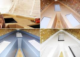 Painting Boat Interior Yacht Refit Sanding Off Gelcoat