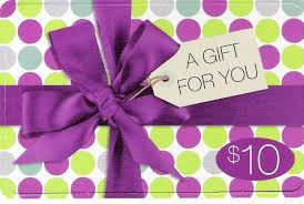 10 gift cards 10giftcard jpg from miranda s essentials in rochester ny 14621