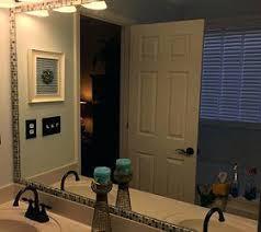 Mosaic Bathroom Mirror Bathroom Mirror Frame Mirror Design