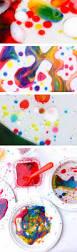 process art for kids ooey gooey oily art babble dabble do