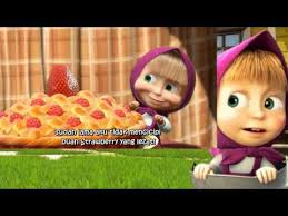 masha bear english subtitle hd movie 2015