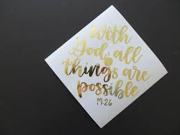 custom graduation caps 2016 in cursive best of with god all things are possible custom