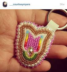 45 best alaska beadwork keychains images on pinterest alaska