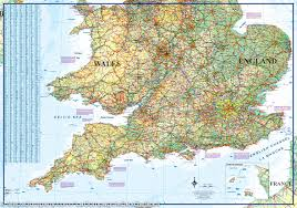 Map Of Wales And England by Maps Update 600685 England Travel Map U2013 England On The Map Of