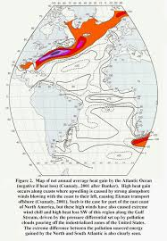 Gulf Stream Map Arctic News Global Warming And The Gulf Stream