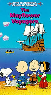 brown thanksgiving dvd the mayflower voyagers this is america brown
