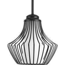 black and white pendant lights modern best rated e26 cage pendant lights lighting the