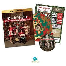 duck the halls a robertson family christmas u0027zinepak walmart com