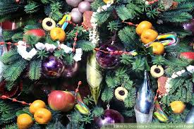 Decoration Christmas Wikipedia by How To Decorate A Christmas Tree With Food 10 Steps