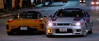 mazda rx7 fast and furious image rx 7 veilside fortune u0026 skyline gt r r33 png the fast