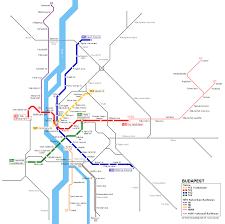 urbanrail net u003e europe u003e hungary u003e budapest metro subway