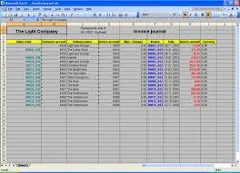 Microsoft Excel Template Excel Printer
