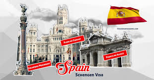 applying for a spanish visa in the united kingdom spain visa uk